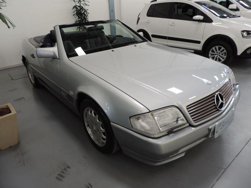 R129 SL 600 V12 1994 - R$ 169.000,00 DSCN8066