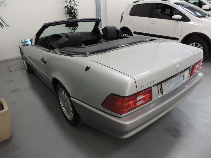 R129 SL 600 V12 1994 - R$ 169.000,00 DSCN8067