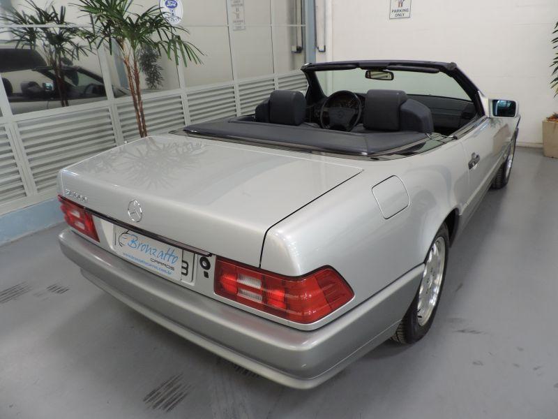 R129 SL 600 V12 1994 - R$ 169.000,00 DSCN8071