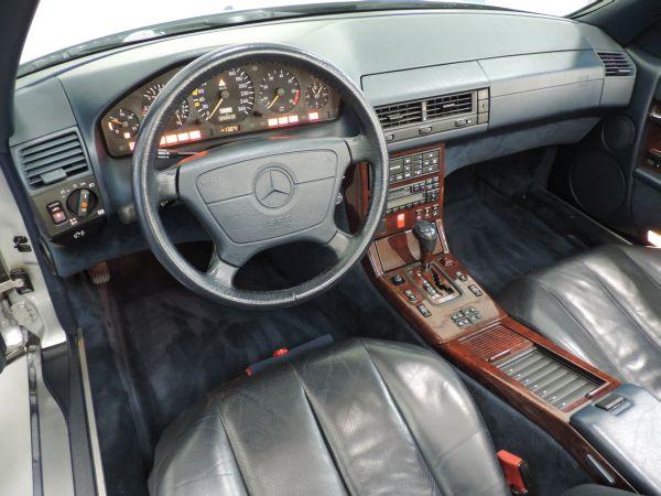 R129 SL 600 V12 1994 - R$ 169.000,00 DSCN8073