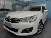 CITROEN C4 LOUNGE EXCLUSIVE Top de Linha, Motor 1.6 THP Turbo, 48.000 Km!